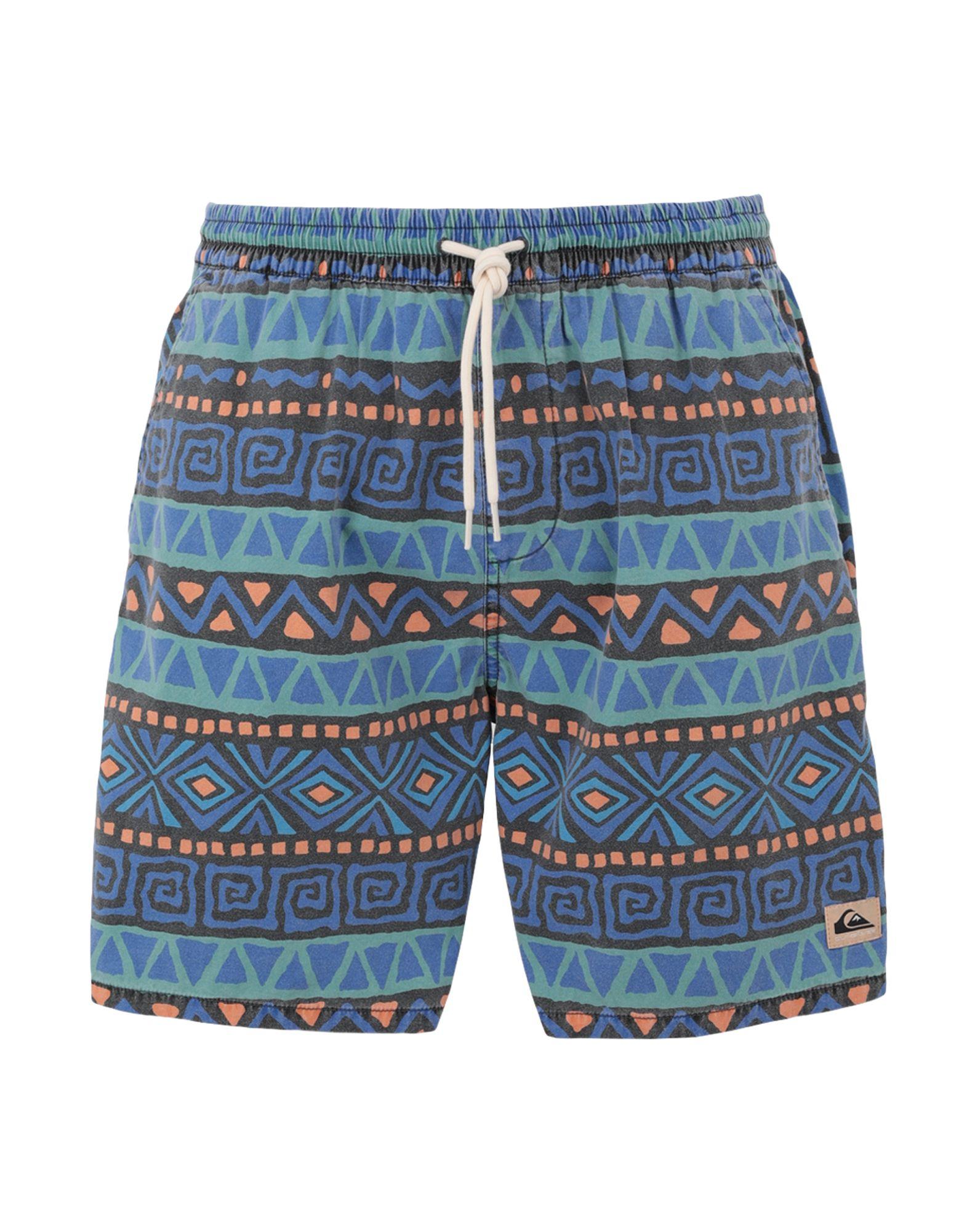 QUIKSILVER Пляжные брюки и шорты цена 2017