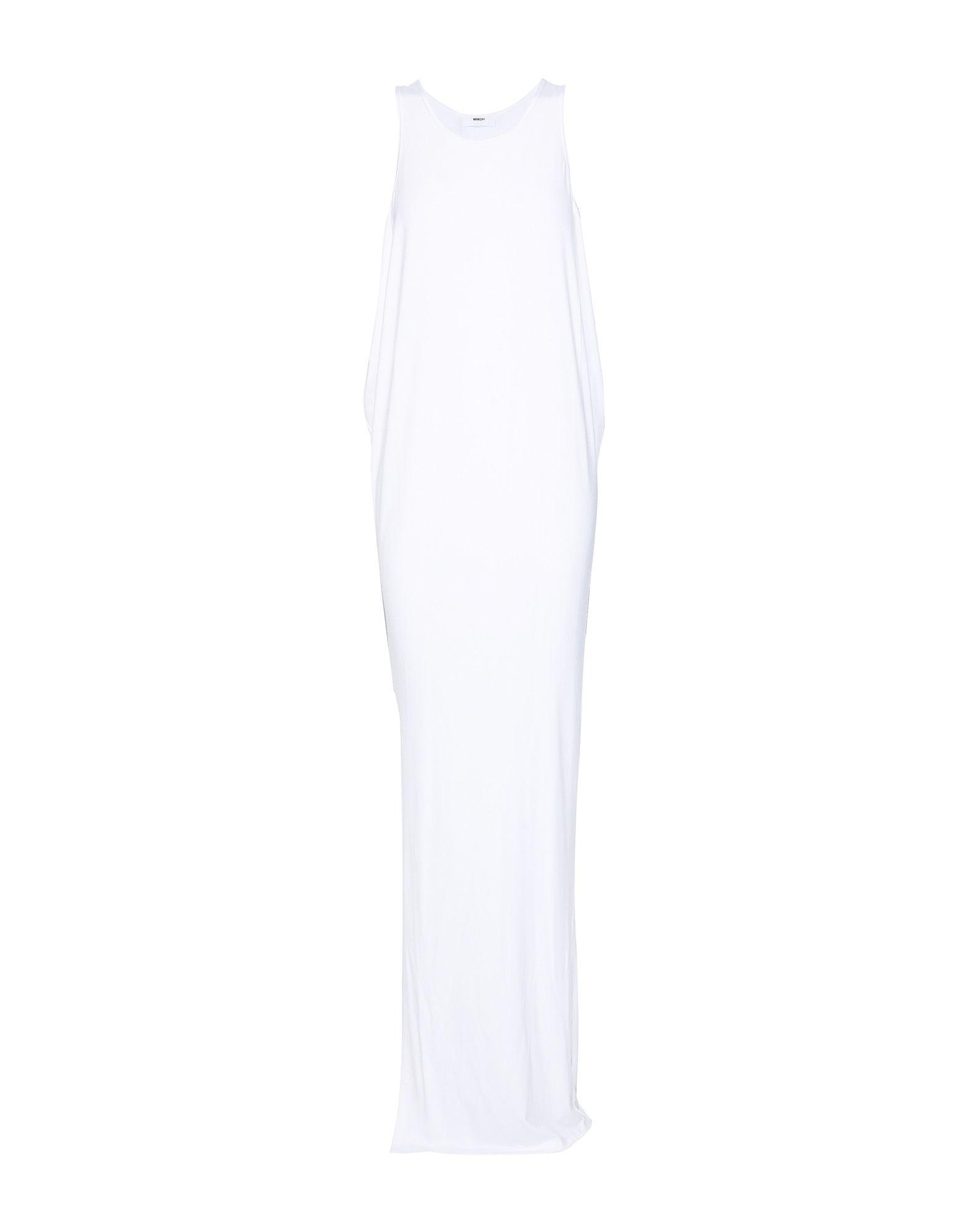 《セール開催中》MIKOH レディース ビーチドレス ホワイト 2 レーヨン 90% / ポリウレタン? 10%
