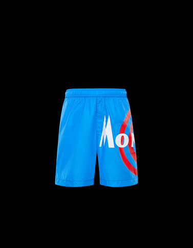 SWIM SHORTS Bright blue Junior 8-10 Years - Boy Man