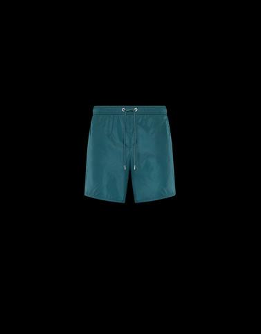 沙滩裤 绿色 裤装 男士