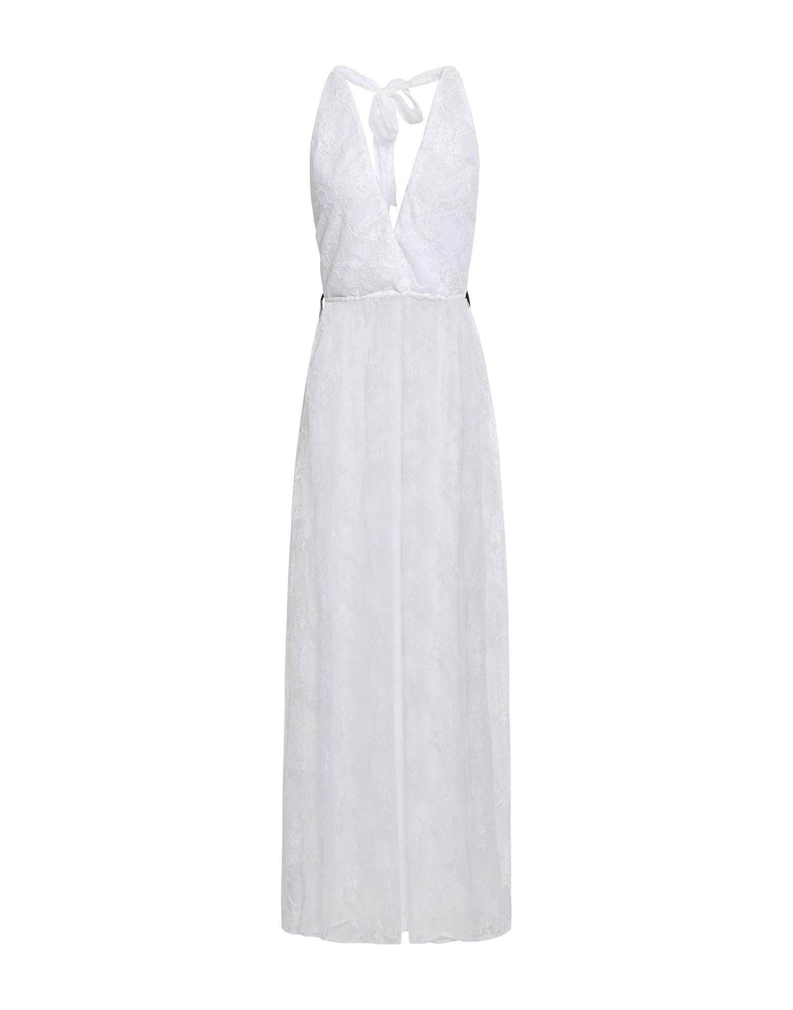 ADRIANA DEGREAS Пляжное платье adriana degreas комбинезоны без бретелей