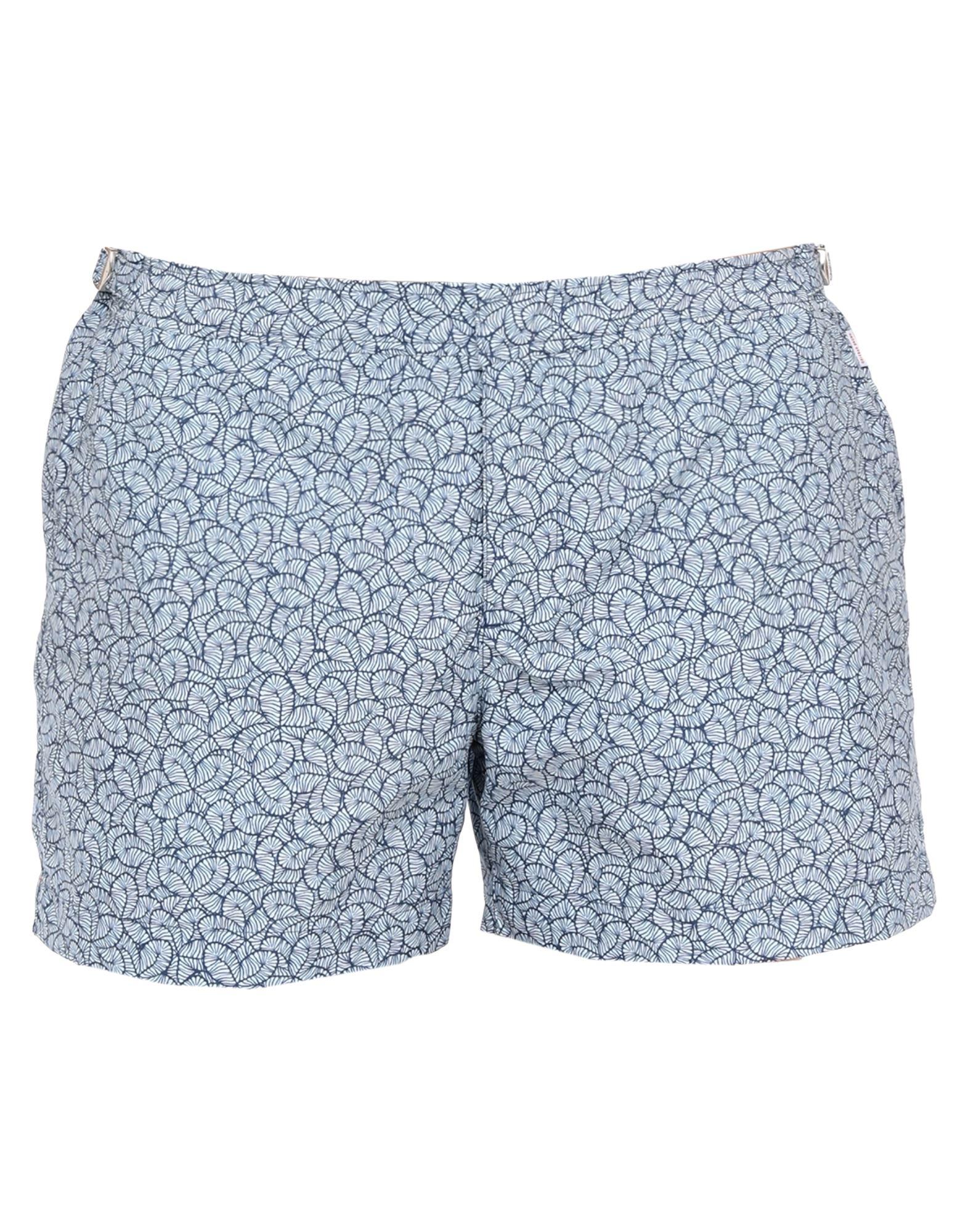 ORLEBAR BROWN Шорты для плавания orlebar brown пляжные брюки и шорты
