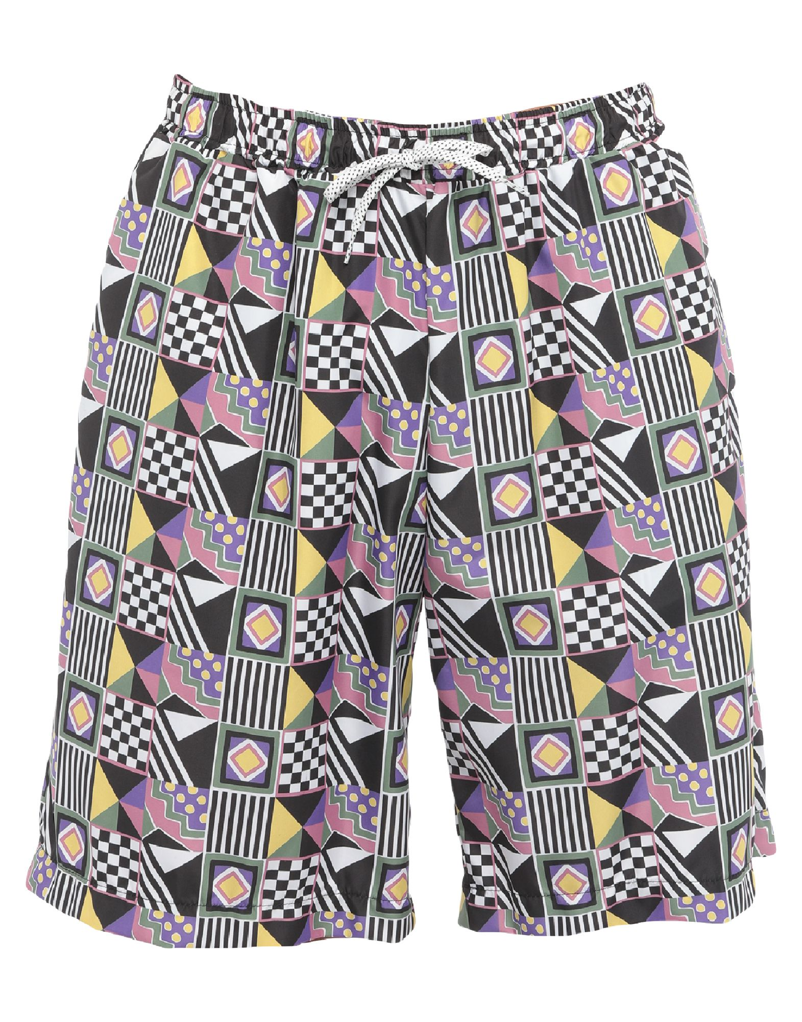 DANIELE ALESSANDRINI HOMME Пляжные брюки и шорты dsquared2 пляжные брюки и шорты