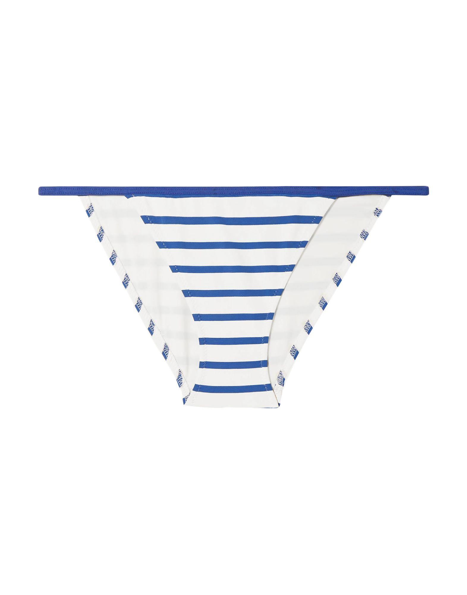 Фото - SOLID & STRIPED Плавки beaded tassel embellished striped blouse
