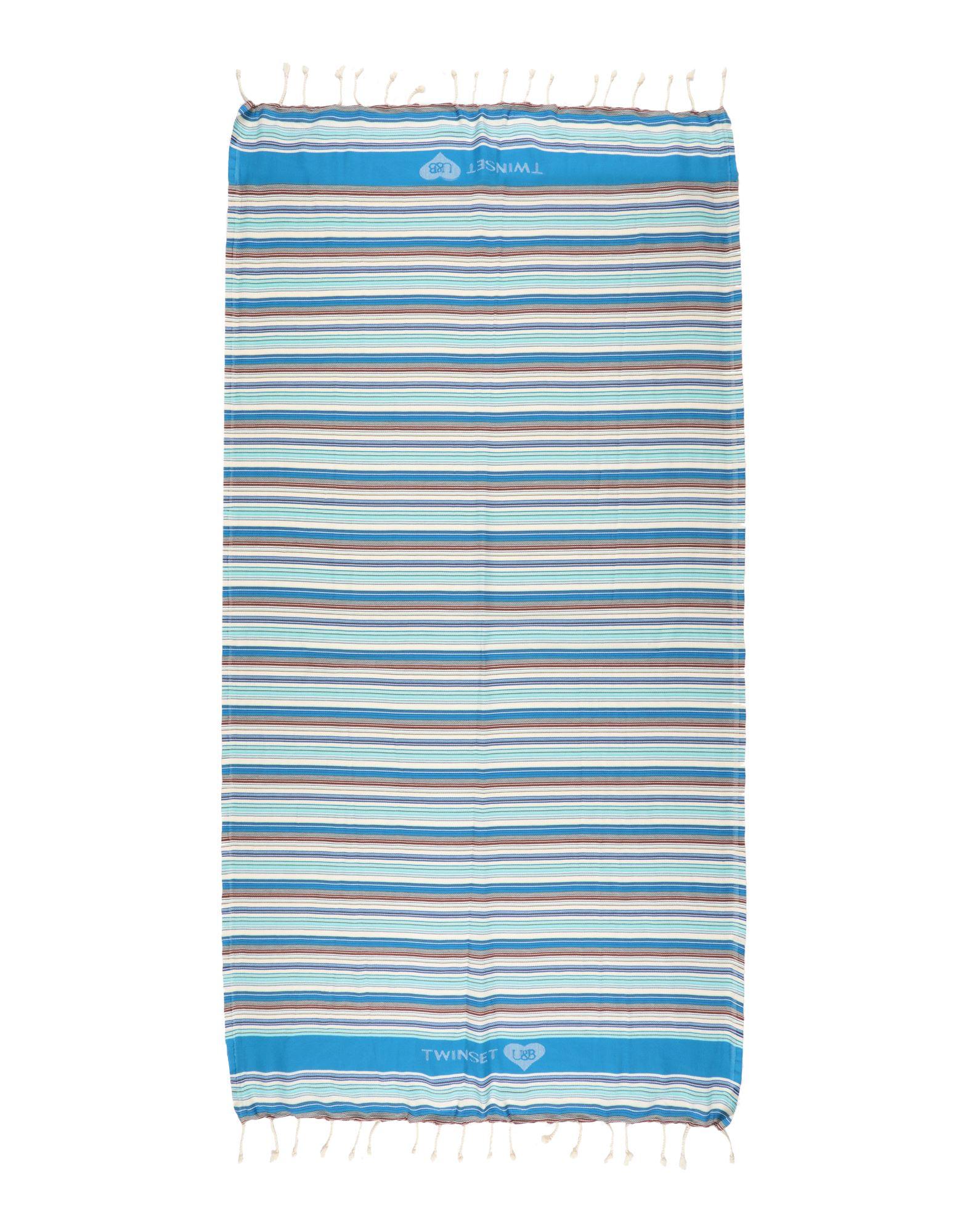 TWINSET Пляжное полотенце пляжное полотенце в сумке soaking красное