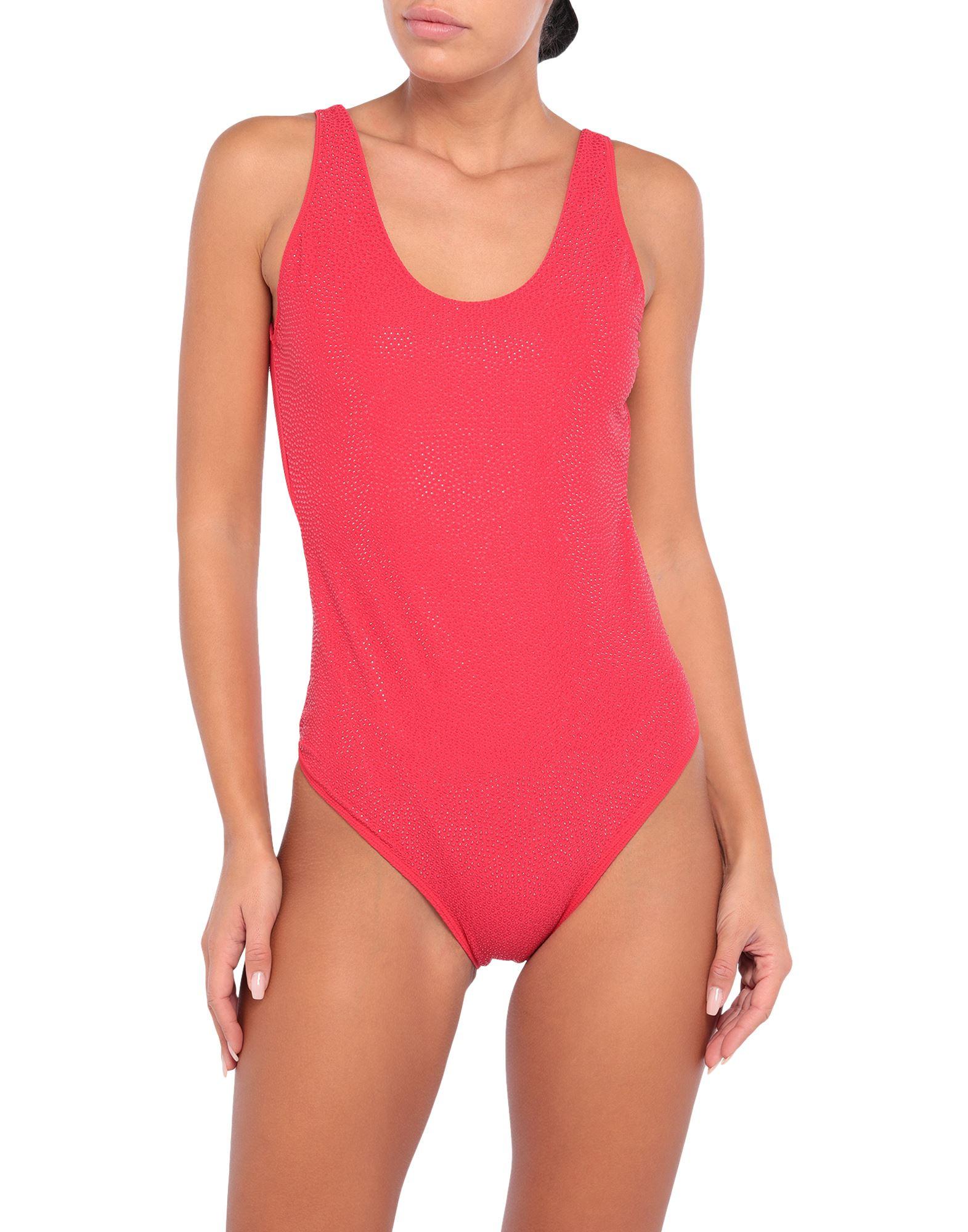 ERMANNO SCERVINO BEACHWEAR Слитный купальник ermanno scervino beachwear бикини