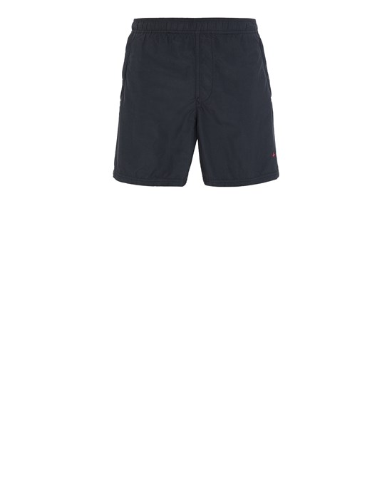 STONE ISLAND B02X5 STONE ISLAND MARINA  Swimming trunks Man Black
