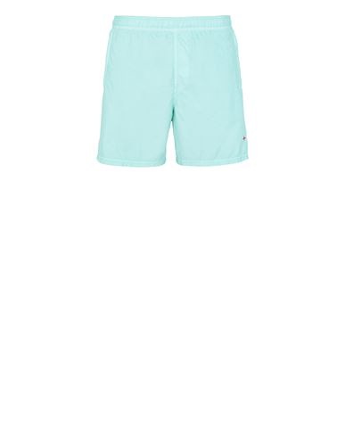 STONE ISLAND B02X5 STONE ISLAND MARINA  Swimming trunks Man Aqua USD 198
