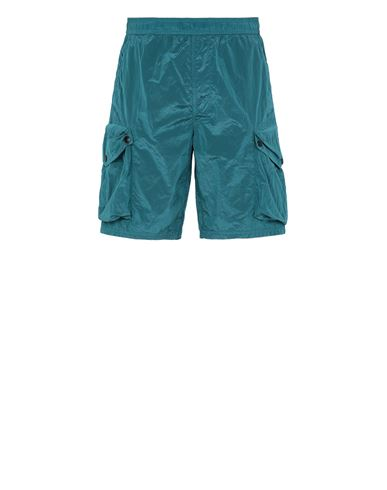 STONE ISLAND B0443 NYLON METAL  Swimming trunks Man Turquoise EUR 245
