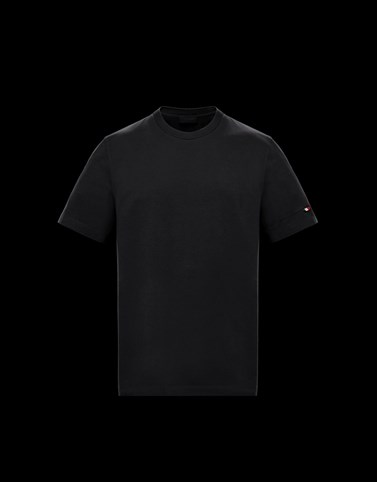 T-SHIRT Colore Nero Categoria T-shirt Uomo