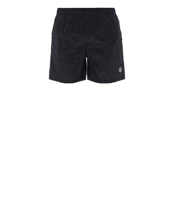 STONE ISLAND B0943 NYLON METAL Swimming trunks Man Blue