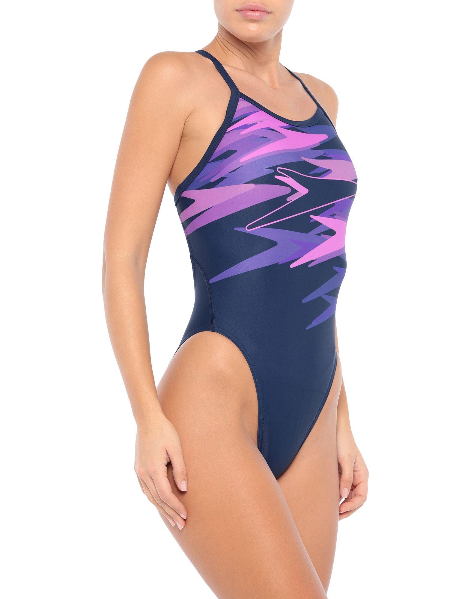 SPEEDO Слитный купальник купальник слитный speedo boom alov msbk af цвет фиолетовый фуксия 8 10818c265 c265 размер 38 50 52