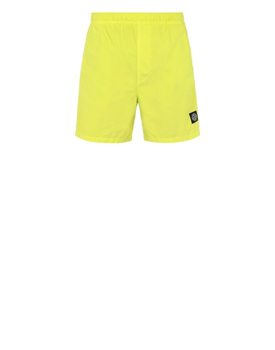 STONE ISLAND B0946 Swimming trunks Man Pistachio Green