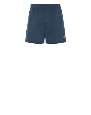 STONE ISLAND B0946 Swimming trunks Man Avio Blue EUR 145