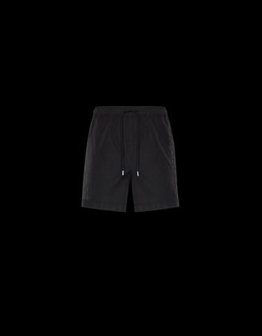 ШОРТЫ ДЛЯ ПЛАВАНИЯ Черный Пляжная одежда Для Мужчин