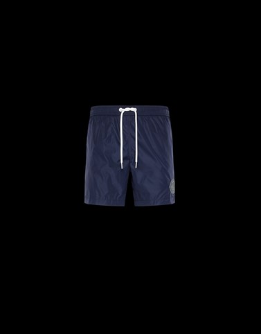 SHORTS MARE Colore Blu scuro Categoria Boxer da mare Uomo