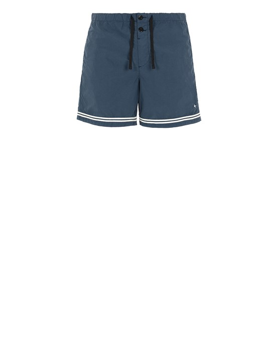 Swimming trunks Man B0146 Front STONE ISLAND