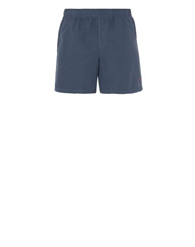 STONE ISLAND B02X5 STONE ISLAND MARINA  Swimming trunks Man Avio Blue EUR 149