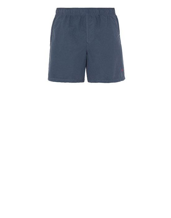 STONE ISLAND B02X5 STONE ISLAND MARINA  Swimming trunks Man Avio Blue
