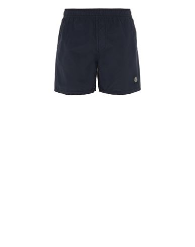 STONE ISLAND B0946 Swimming trunks Man Blue EUR 110