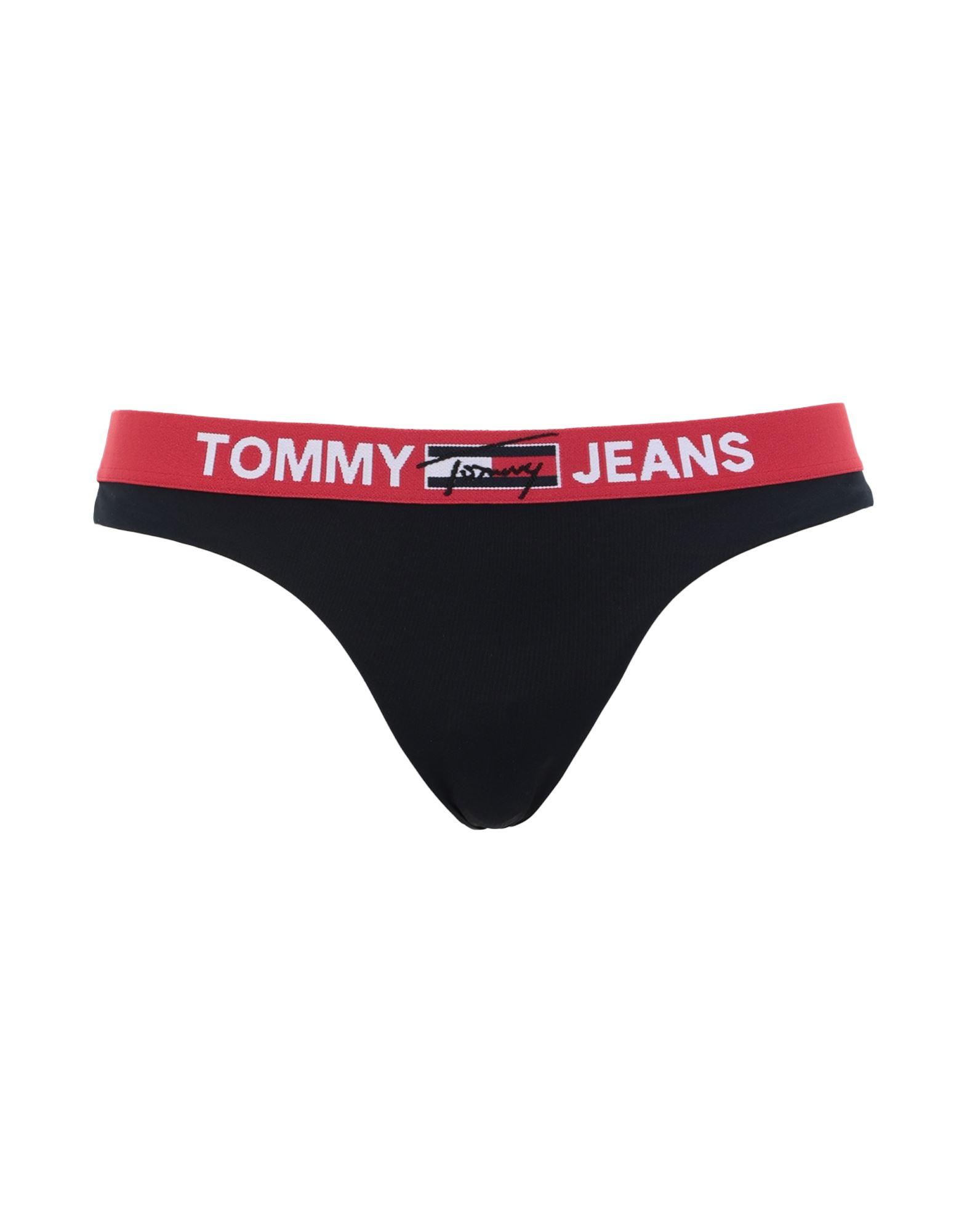Фото - TOMMY JEANS Плавки платье tommy jeans dw0dw07907 c87 twilight navy