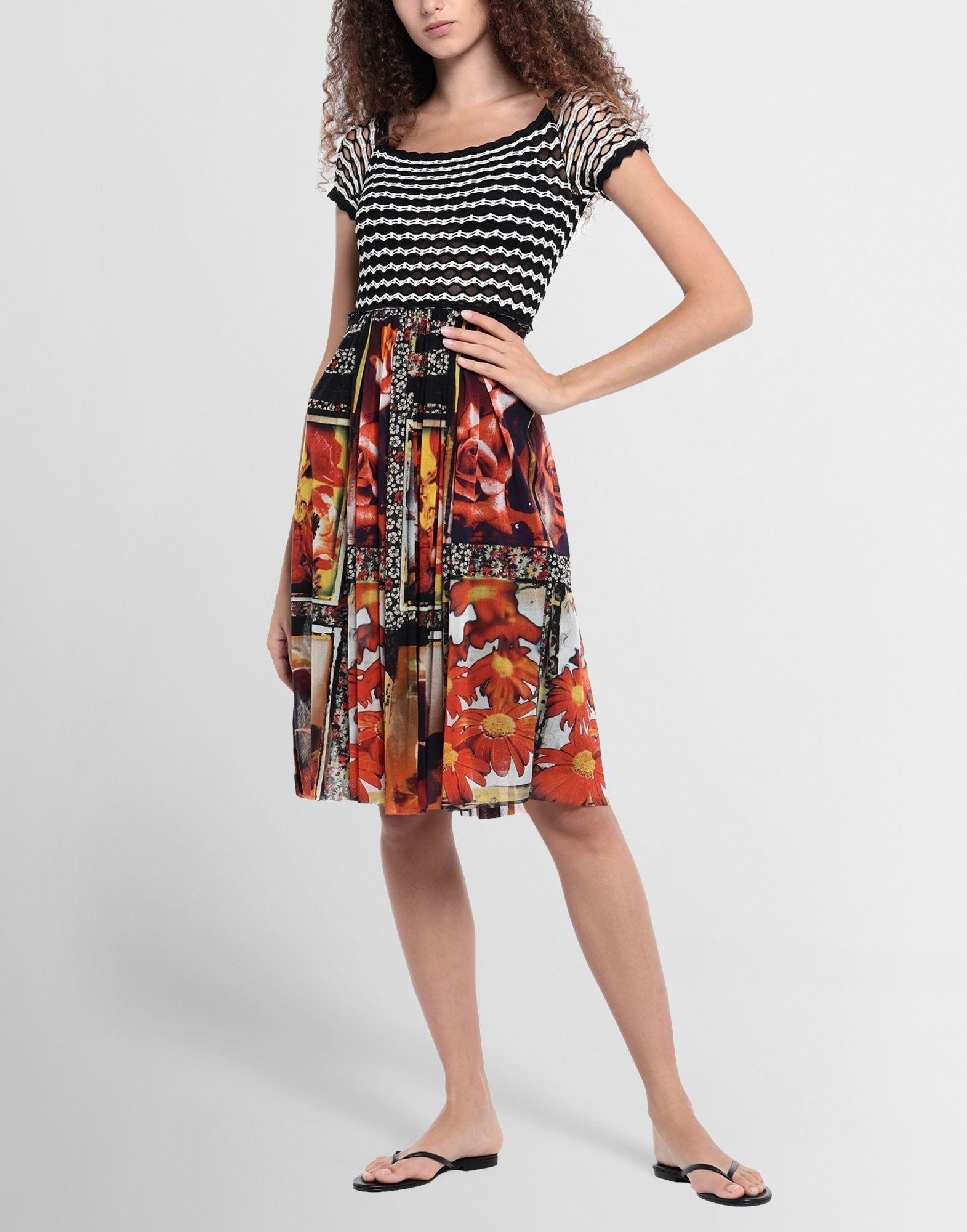 Фото - JEAN PAUL GAULTIER SOLEIL Пляжное платье jean paul gaultier soleil юбка до колена