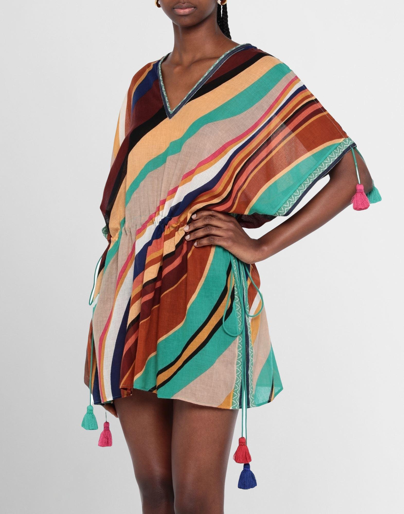 Фото - MALÌPARMI Пляжное платье malìparmi платье длиной 3 4