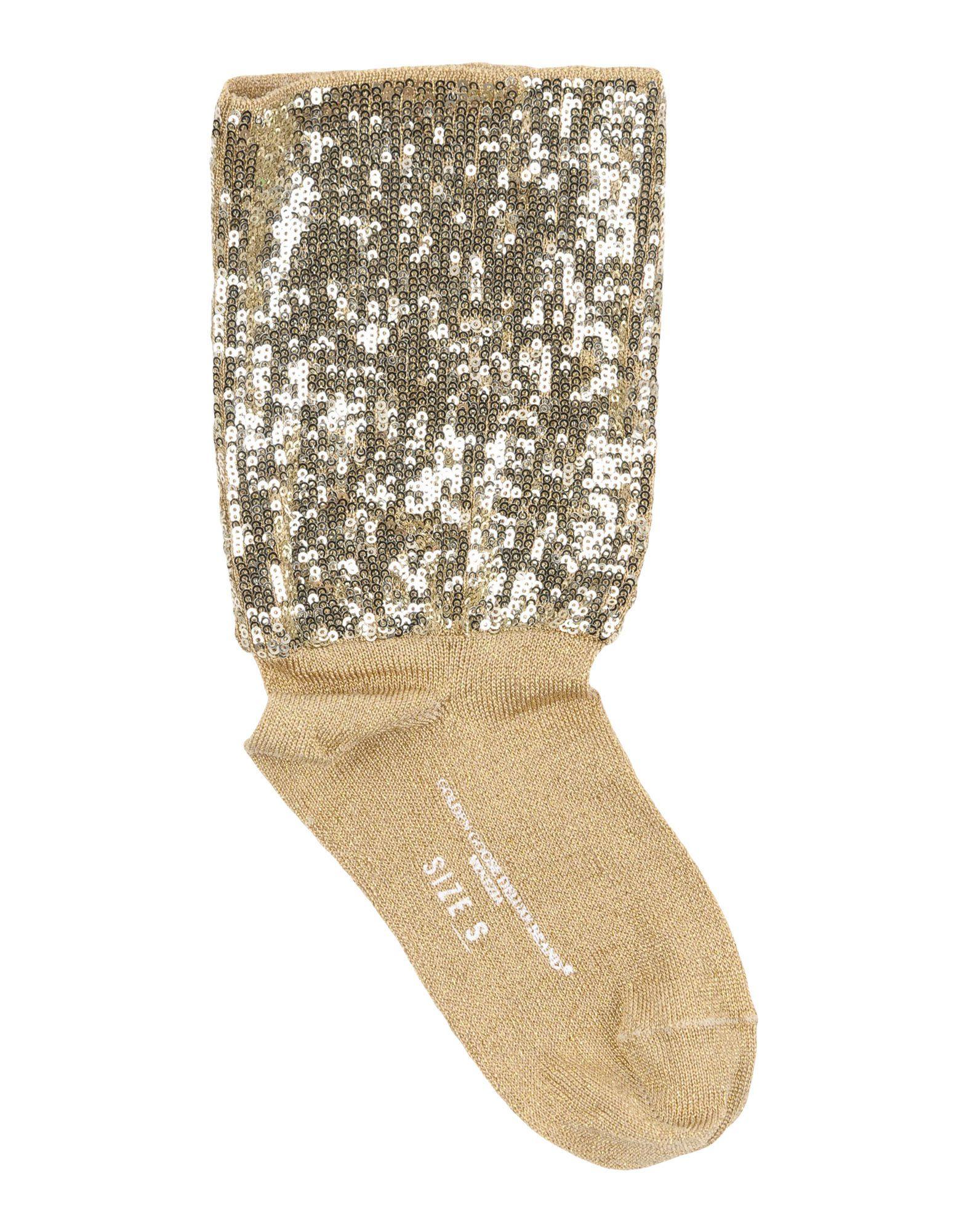 GOLDEN GOOSE DELUXE BRAND Короткие носки golden goose deluxe brand потертые джинсы