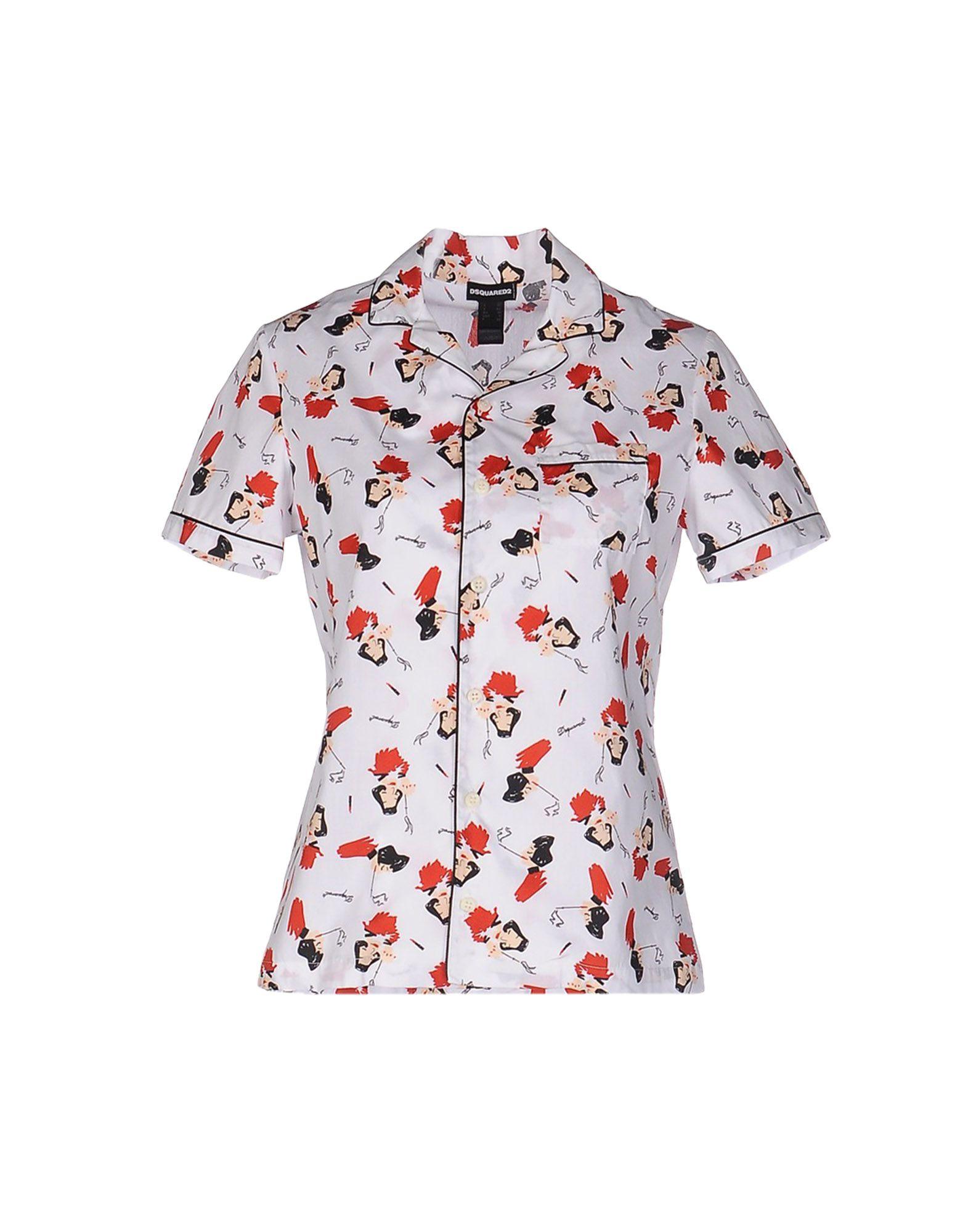 DSQUARED2 Ночная рубашка рубашка ночная с макраме
