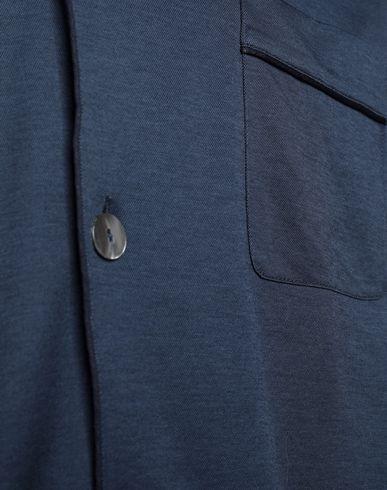 Фото 2 - Мужскую пижаму  синего цвета