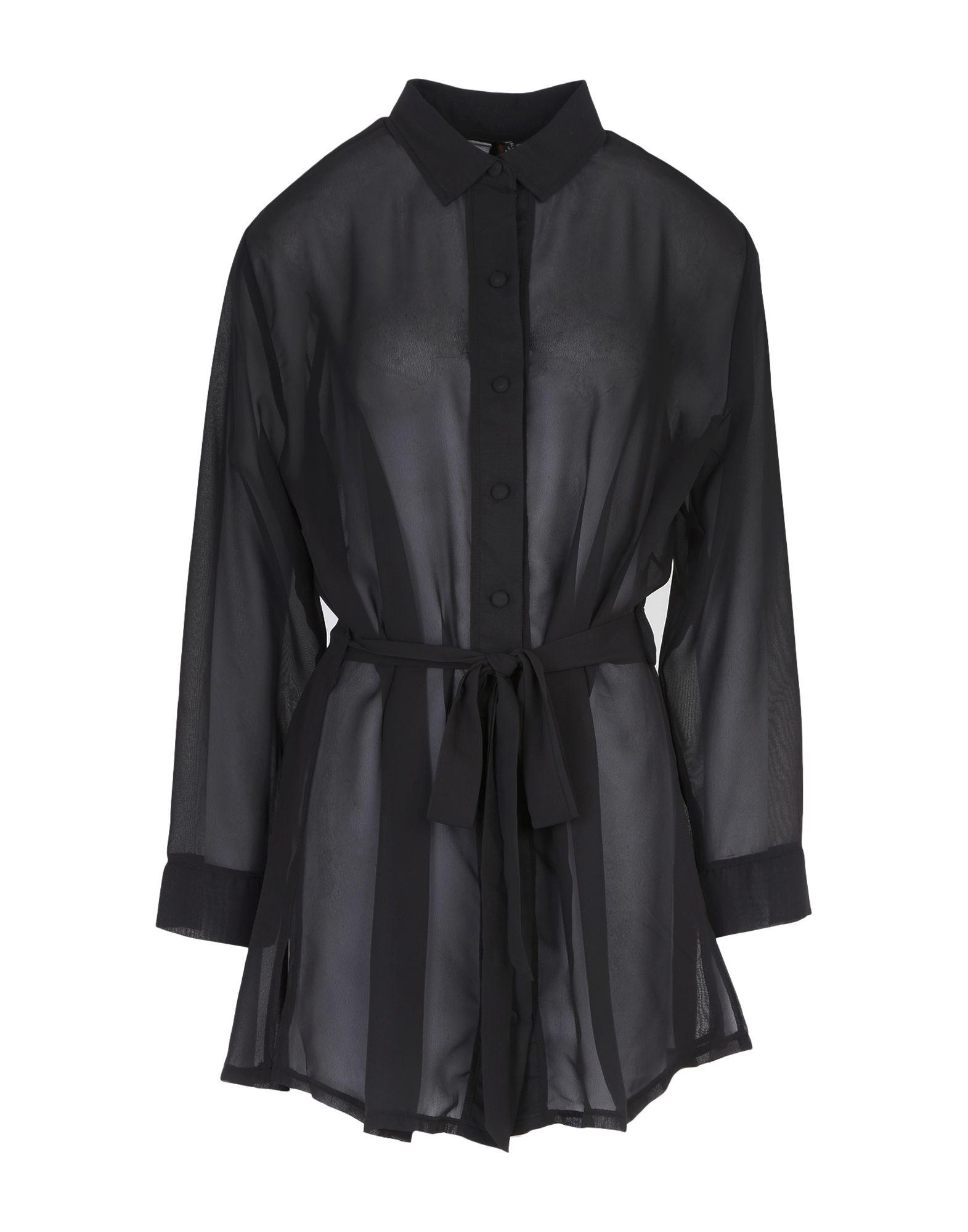 BLUEBELLA Damen Nachthemd Farbe Schwarz Größe 6