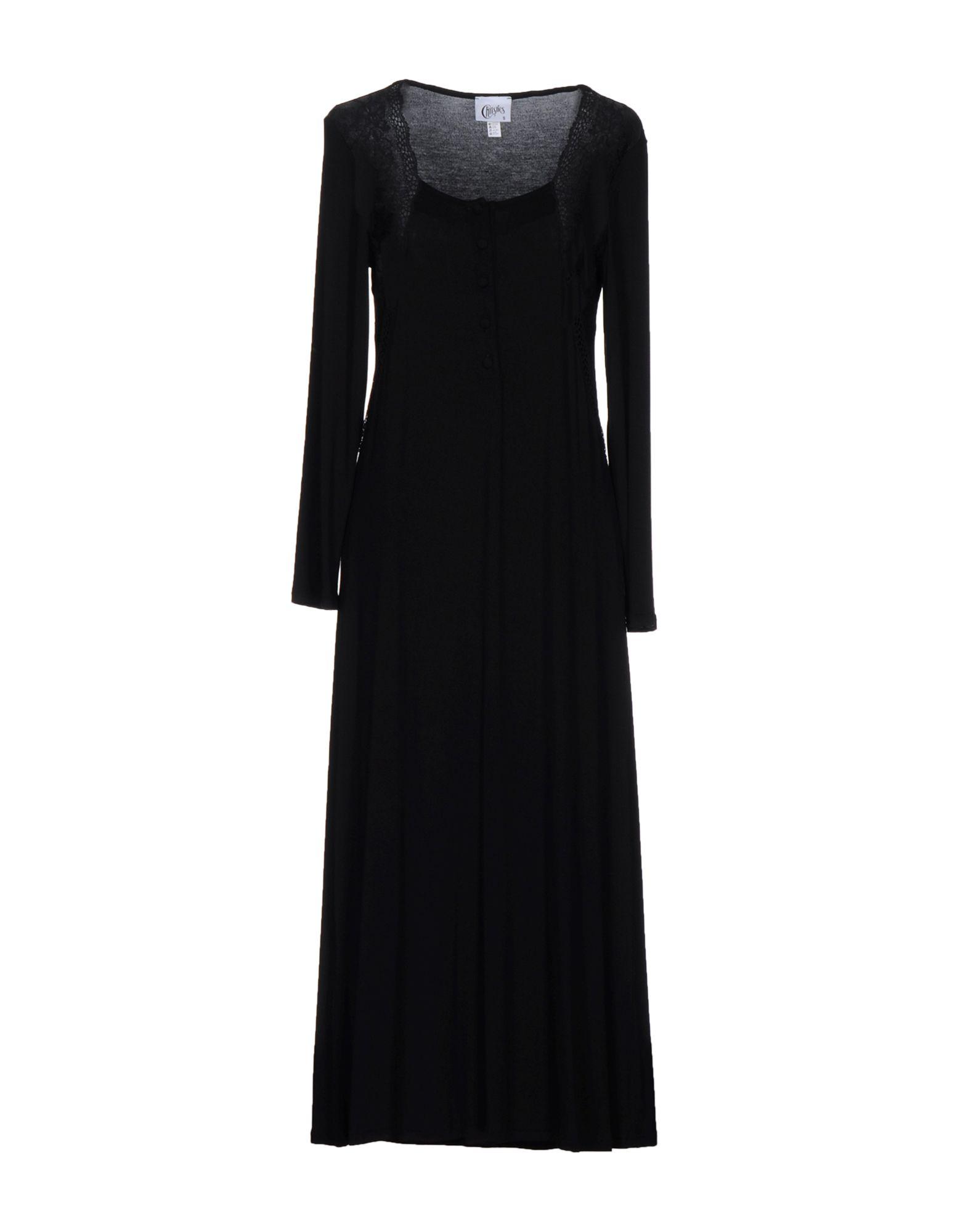 CHRISTIES Damen Nachthemd Farbe Schwarz Größe 4