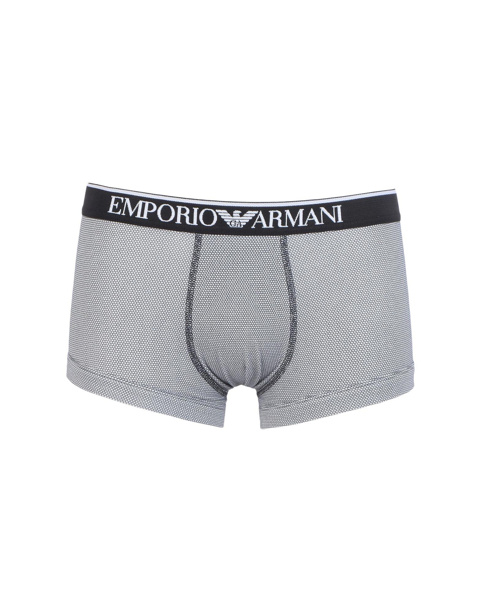 EMPORIO ARMANI Боксеры боксеры emporio armani трусы в стиле шортики