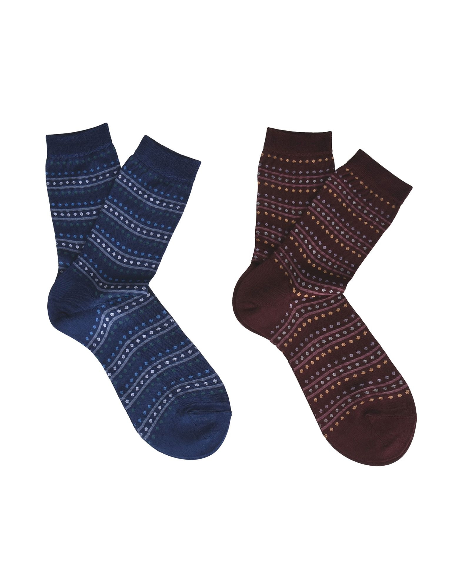 FALKE Короткие носки чаша горошек 2 л бел син 1150426