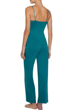 COSABELLA Talco stretch-jersey pajamas pants