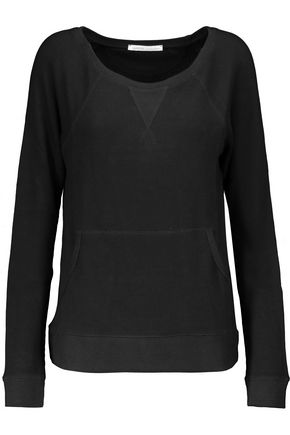 YUMMIE by HEATHER THOMSON® Stretch cotton and modal-blend sweater