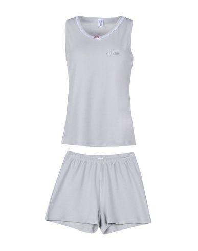 Фото - Женский халат или пижаму BLUGIRL BLUMARINE UNDERWEAR светло-серого цвета