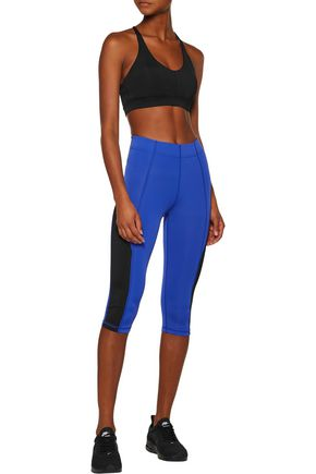 PURITY ACTIVE Cutout stretch sports bra
