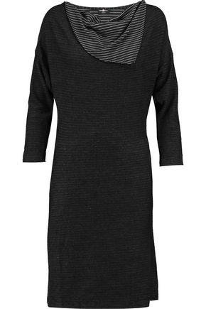 COSABELLA Charly draped jersey hooded dress