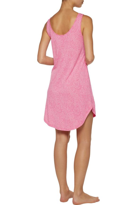 Bella printed cotton and modal-blend pajama top | COSABELLA | Sale up to  70% off | THE OUTNET