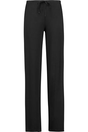 DKNY Stretch-modal jersey pajama pants