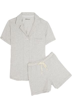 DKNY Stretch-Pima cotton pajama set
