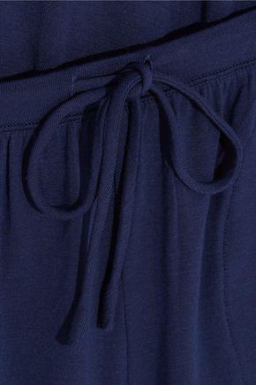 DKNY Stretch modal-blend pajama set