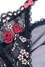 HEIDI KLUM INTIMATES Miami Glam embroidered low-rise tulle briefs