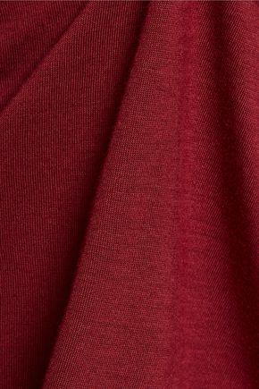 EBERJEY Estelle lace-trimmed jersey camisole