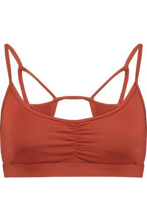 KORAL Element stretch-jersey sports bra