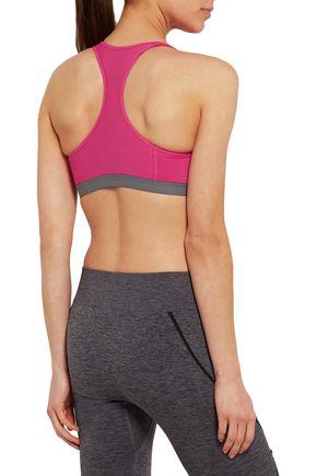 01205c432e766 ... NIKE Pro Fierce Dri-FIT stretch-jersey sports bra