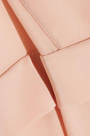 LA PERLA Talisman silk crepe de chine nightdress