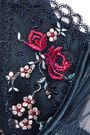HEIDI KLUM INTIMATES Miami Glam embroidered tulle contour bra