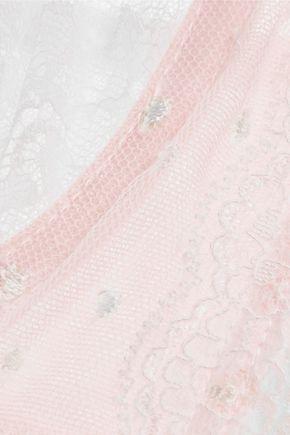 MIMI HOLLIDAY by DAMARIS Carousel lace underwire bra